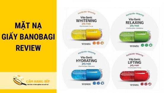 Thương hiệu Banobagi ở Việt Nam hầu như chỉ biết đến là một bệnh viện phẫu thuật thẩm mỹ của Hàn Quốc chứ không nổi tiếng là một thương hiệu mỹ phẩm lớn như L'Oréal, Innisfree hay Laneige… Mãi đến khi Banobagi tung ra thị trường mặt nạ Vita Genic Jelly Mask mới được nhiều người biết đến.