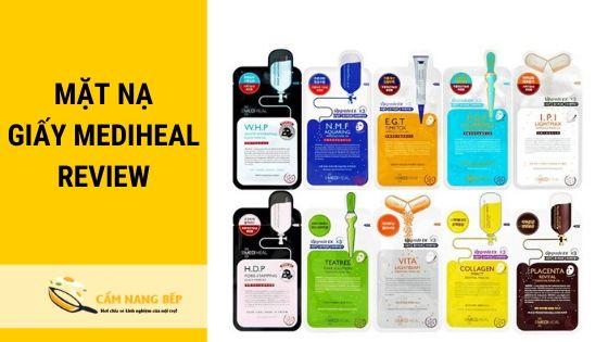 Mặt nạ giấy mediheal là một trong những loại mặt nạ giấy tốt nhất năm 2020. Mediheal được  thành lập vào năm 2018, tuy không lâu nhưng thương hiệu làm đẹp này đã có chỗ đứng trên thị trường mỹ phẩm.
