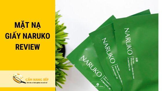 Mặt nạ giấy Naruko thuộc hãng mỹ phẩm của Đài Loan Naruko. Thành lập năm 2000 nhưng đến nay thương hiệu của Đài Loan này đã phủ ở rất nhiều thị trường châu Á như: Trung Quốc, Singapore, Maylaisia, và ở Việt Nam cũng được rất nhiều bạn trẻ chào đón.