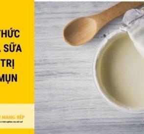 [Mặt nạ sữa chua] có thật sự tốt không? 15+ công thức mặt nạ sữa chua trị sạch mụn 1