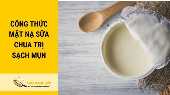 Cẩm Nang Bếp sẽ cùng các bạn khám phá các công thức làm mặt nạ sữa chua tại nhà, tác dụng thật sự của mặt nạ sữa chua nhé. Nào ta bắt đầu thôi