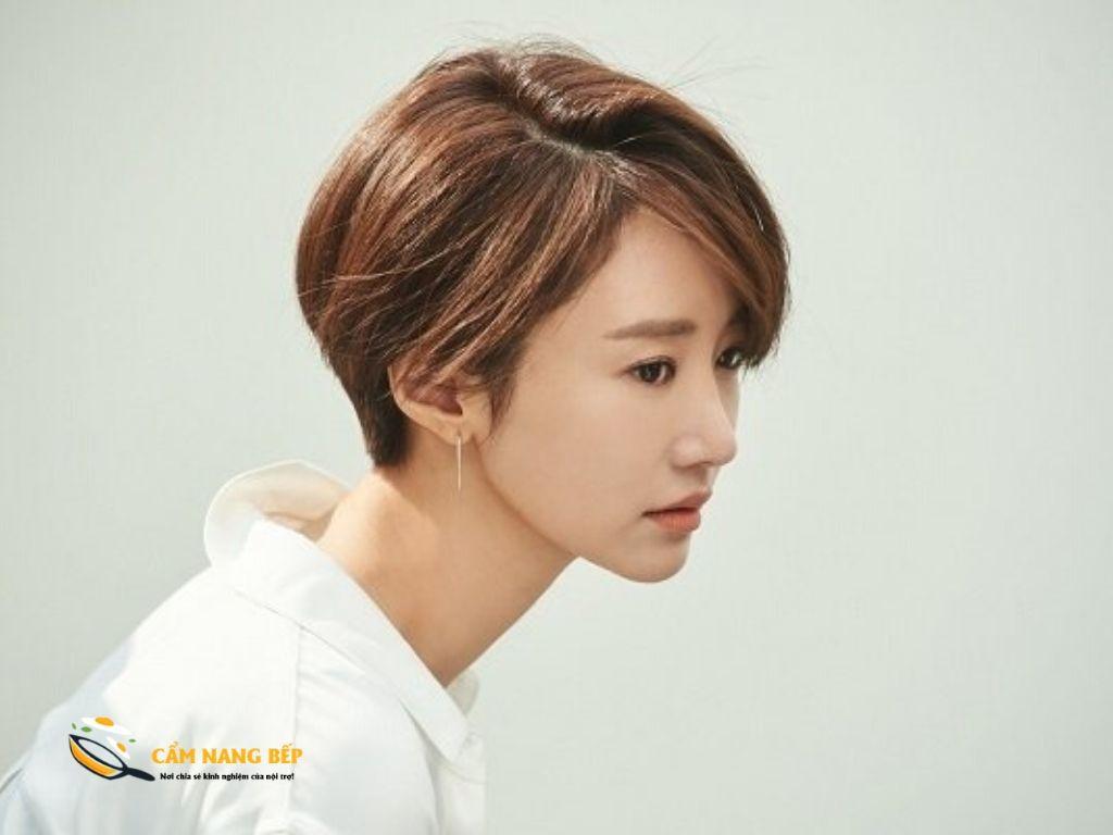 Mặt V line nữ để tóc gì? | Hơn 11+ mẫu tóc [TREND 2021] 6