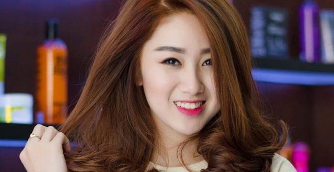 Mặt V line nữ để tóc gì? | Hơn 11+ mẫu tóc [TREND 2021] 1
