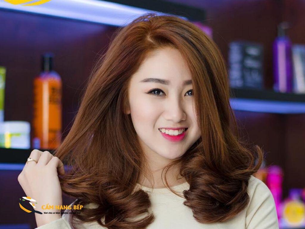 Mặt V line nữ để tóc gì? | Hơn 11+ mẫu tóc [TREND 2021] 5