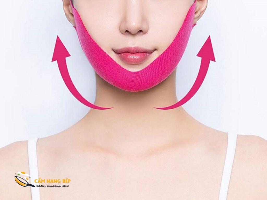 Tác dụng của mặt nạ V line Avajar