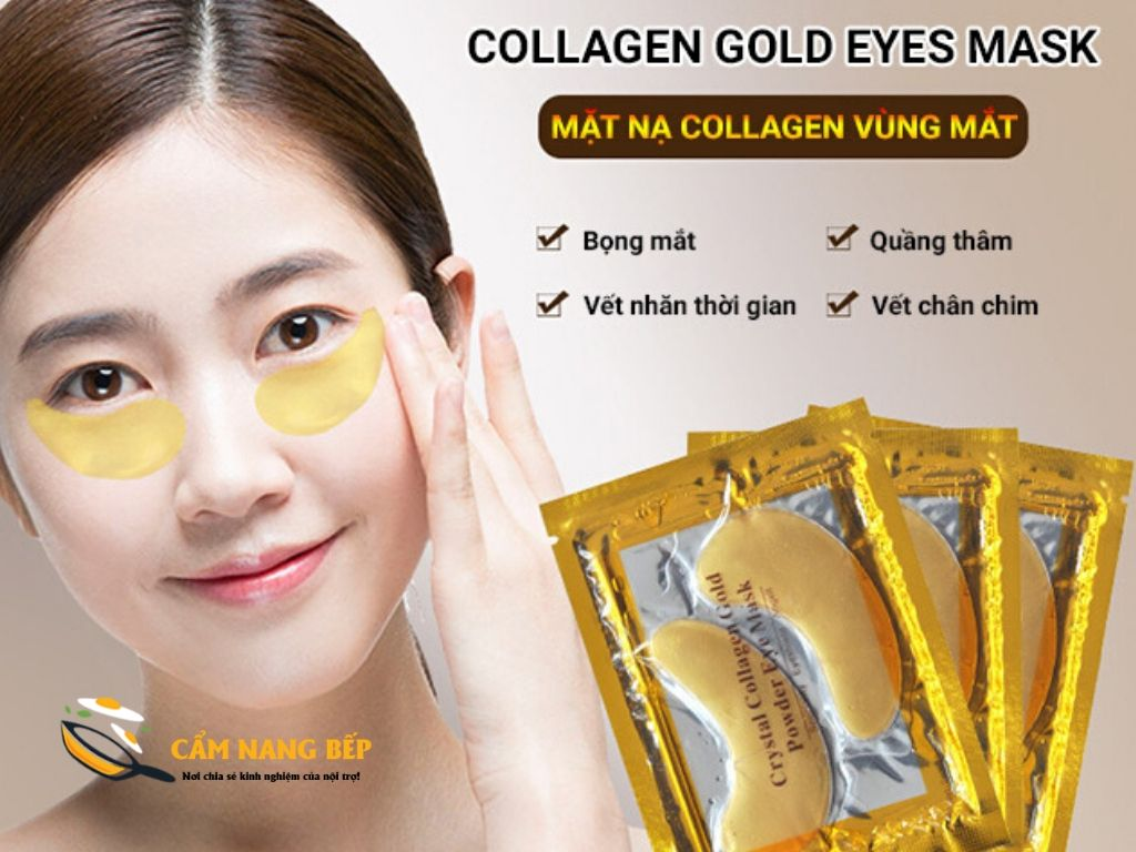 Với mức giá tầm trung phù hợp cho mọi đối tượng và khả năng làm mờ vết thâm quần vùng mắt cho nên được xem là mặt mắt đáng mua nhất trong danh sách 5 mặt nạ mắt tốt nhất của mình.