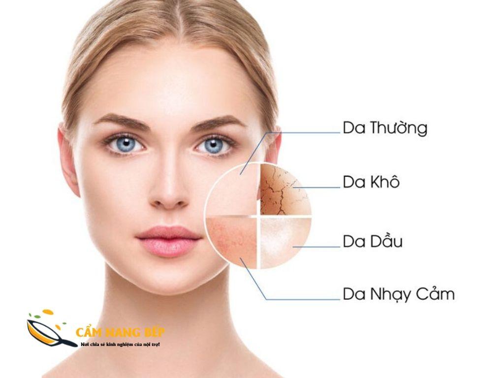 #1 Cách nhận biết loại da của mình [4 BƯỚC ĐƠN GIẢN] 9