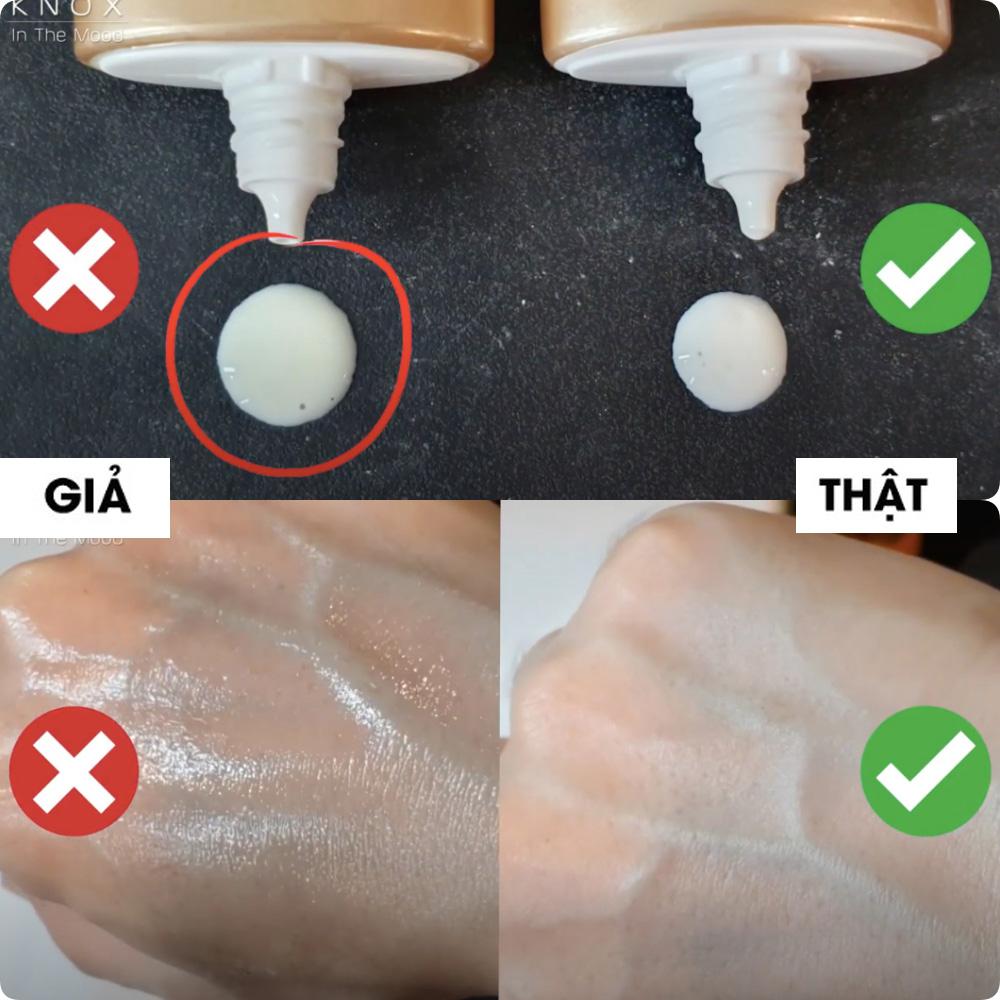 Review kem chống nắng skin1004  sau khi dùng xong lọ 50g 4