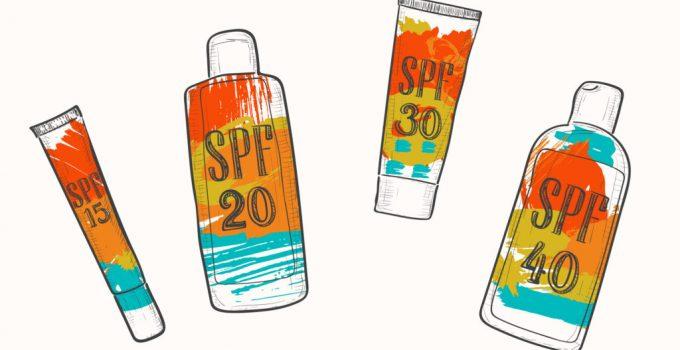 Spf là gì ? Kem chống nắng SPF cao bảo vệ da tốt hơn so với loại có SPF thấp hơn??? 1