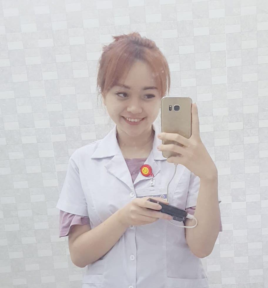 Phạm Thanh Tâm - tác giả chuyên mục giảm cân tại website camnangbep.com