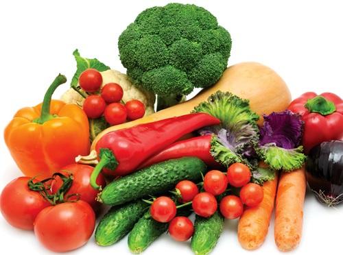 Thực đơn giảm cân ngày 2: Chỉ ăn rau củ