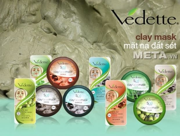 Mặt nạ đất sét Vedette Cocoa Clay Mask giá bao nhiêu?
