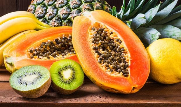 Thực đơn giảm cân ngày 1: Chỉ ăn trái cây, trừ chuối