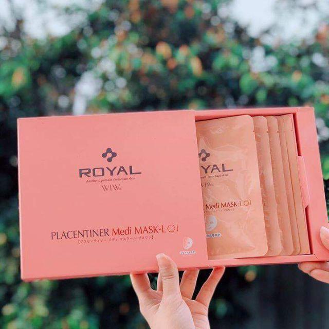 Đôi nét về thương hiệu và mặt nạ Royal