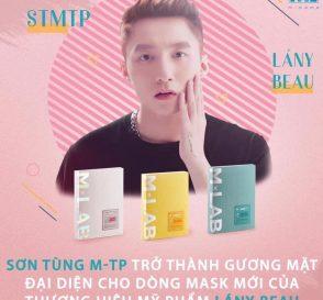 Review Mặt nạ MLAB - Sơn Tùng MTP