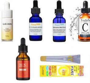 [CẨN THẬN] Top #12 serum vitamin c tốt nhất 2021? Serum vitamin C tác dụng gì? Dùng khi nào tốt? 12
