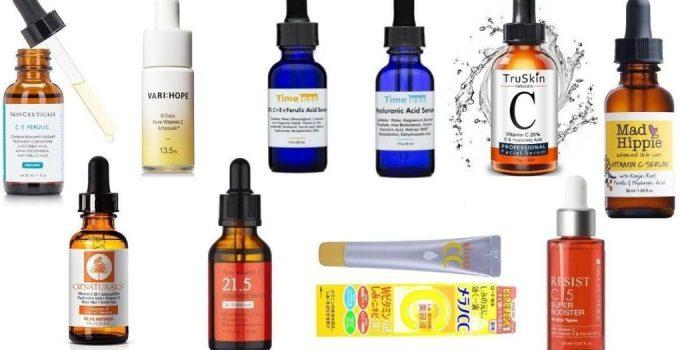 Top 11 serum vitamin c tốt nhất 2020? Serum vitamin C tác dụng gì? 5