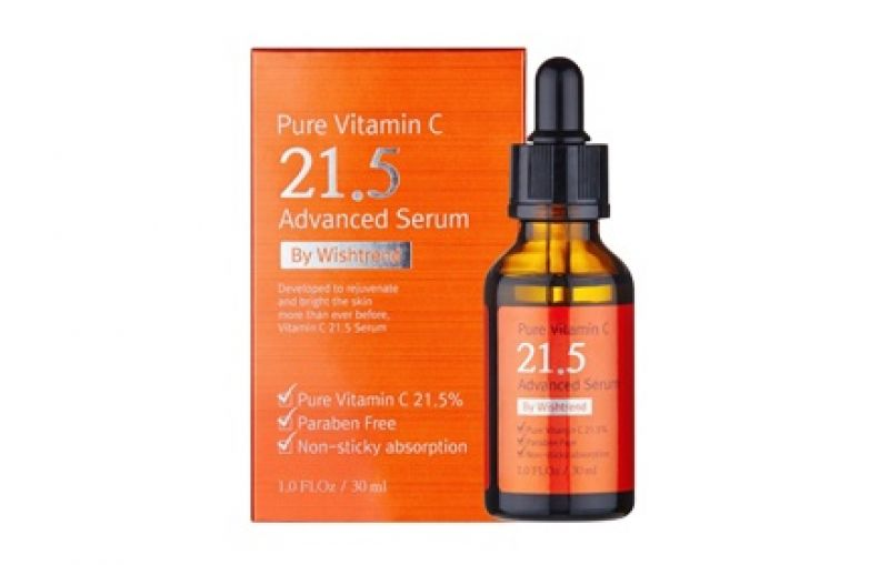 Serum trị thâm Vitamin C21.5 Advanced Serum
