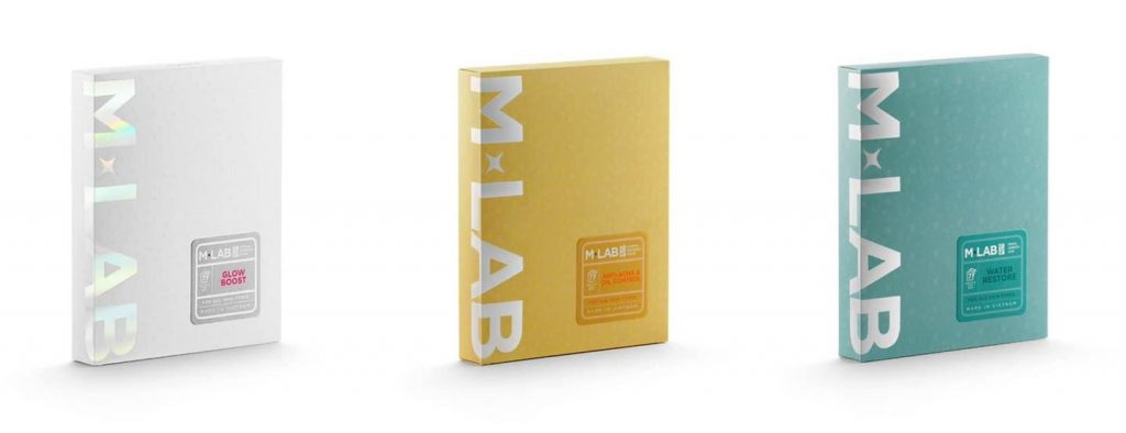 Review Mặt nạ MLAB