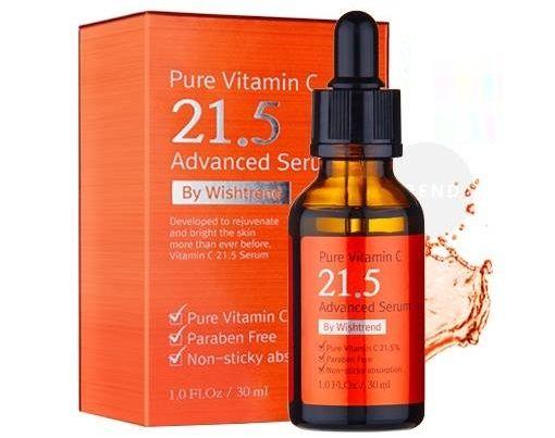 Top 11 serum vitamin c tốt nhất 2020? Serum vitamin C tác dụng gì? 4