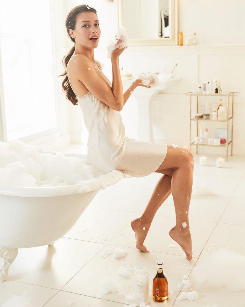 Top #21 Sữa tắm trắng da toàn thân tốt nhất 2021 [ CẤP TỐC+ Chống nắng] 50