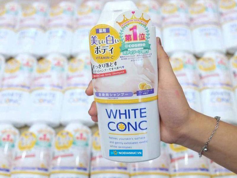Top #21 Sữa tắm trắng da toàn thân tốt nhất 2021 [ CẤP TỐC+ Chống nắng] 31