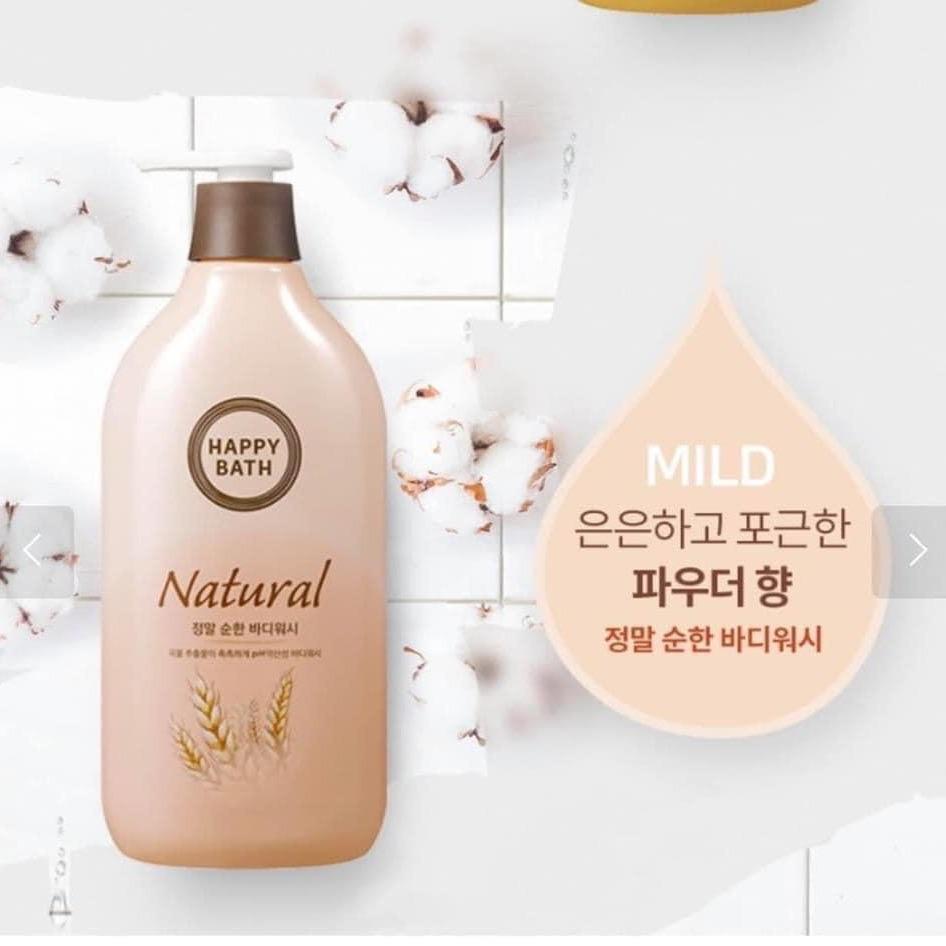 Top 20 sữa tắm Hàn Quốc [ Thơm lâu+ trắng da+ tốt nhất 2021] 30